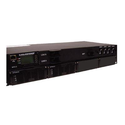 Majortel Sistema de alimentación 48VCC Interruptores 50A