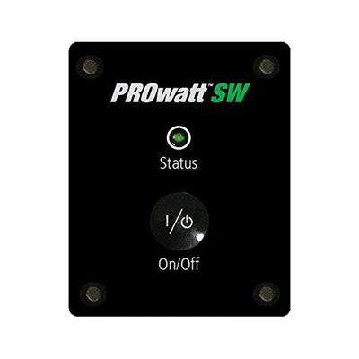 PROwattSW Remote On/Off Panel